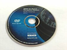 2003 2004 2005 2006 Mini Cooper / Cooper S Coupe Convertible Navigation DVD Map