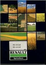Renault Tractor Ceres 325//325x 335//335x 345//345x 355//355x Folleto-ren2