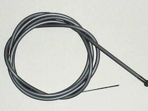 Bike/Bicycle MTB Brake Cable Double Sheath Housing Gray