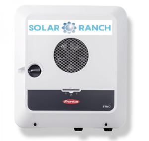 Fronius Symo Gen24 10.0 Plus - Solar Wechselrichter  - SEPTEMBER/OKTOBER 7/21