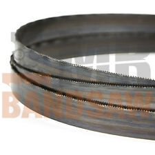 """112"""" (2845mm) x 3/4"""" x .032"""" BANDSAW BLADE VARIOUS TPI's, WOOD & METAL CUTTING"""