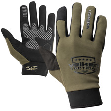 Valken Tactical Sierra Ii Gloves Olive Medium Silicon Grips Breathable Durable