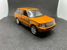Orange Range Rover Sport, Scale 1.38,,Die Cast Car Toy,,,5312