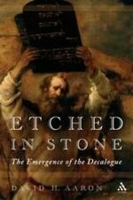 Etched in Stone: The Emergence of the Decalogue-ExLibrary