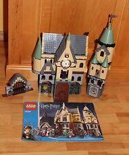Lego Harry Potter - * Schloss Hogwarts Version 1 * Set 4757 mit Bauanleitung