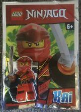 Lego BRAND NEW - Ninjago Polybag - Kai - Limited Edition