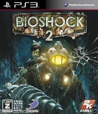 Used PS3  Bioshock 2 SONY PLAYSTATION 3 JAPAN JAPANESE IMPORT