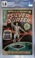 Silver Surfer #1 CGC 1.8