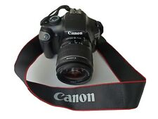 Canon EOS 1100D 12.2MP Digital SLR Camera Kit with EF-S IS II 18-55mm lens + bag