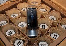 2 x GM-70 GM70 RCA 845 AUDIO TRIODE GRAPHITE PLATE TUBES NEW NOS