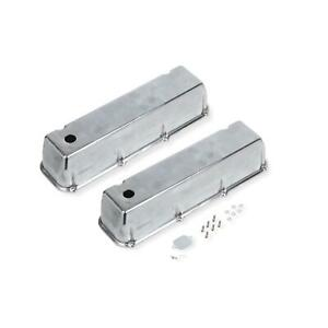 Mr Gasket 6873G Aluminum Tall Valve Covers, 429/460 Ford