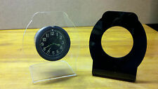 Aircraft clock stand, aviation, Russian Tank,aircraft clocks,cockpit clock stand