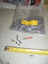 Bullet connectors 4.7.mm outer/ 3mm inner LARGE BAG OF 500!