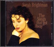 Sarah BRIGHTMAN THE SONGS THAT GOT AWAY Meadowlark Coward Andrew Lloyd Webber CD