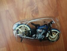 NEW 1/18 MAISTO 1936 EL KNUCKLEHEAD HARLEY DAVIDSON MOTORCYCLE BIKE