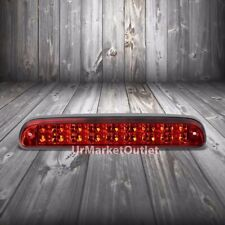 Chrome Housing Red Len Third Brake Light For  01-16 Superduty/Ranger/Explorer
