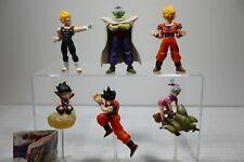 Dragon Ball HG Gashapon Capsule Miniature Figure Full Set Bulma Vegeta Son Goku