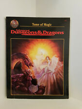Tome of Magic, Advanced Dungeons & Dragons 2nd Ed. (AD&D), RPG, Softcover