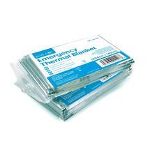 Premium Medical FOIL Thermal Emergency Blanket, First Aid Waterproof Camping NEW