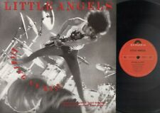 "LITTLE ANGELS Kicking Up Dust  12"" Ps, 3 Tracks, Kicking Up Dust/Kicking Up Dust"