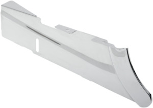 Drag Specialties 1202-0072 Rear Lower Belt Guard