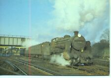 SR Maunsell 2-6-0 Class U 31799 Guildford to Redhill train 1965 photo postcard