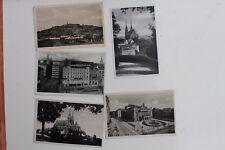 29204 5 Foto AK Brünn Brno Theater Spielberg Petersdom Häuser von 1944