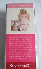 American Girl CAROLINE ABBOTT 1812 Mini Doll & Book NIB NRFB 6'' Retired ~Sealed