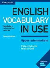 English Vocabulary in Use Upper-Intermediate Book with Answers ... 9781316631751