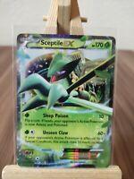 Sceptile Ex Ultra Holo Rare 7/98 XY Ancient Origins Pokemon Card
