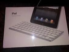 Apple iPad 2 Keyboard (wireless) Dock, Apple Keyboard, Vintage, New W/Box Sealed
