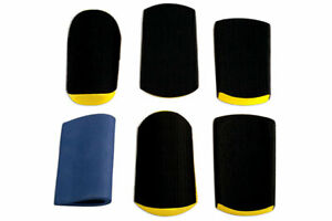 Bloc Ponçage Kit - 6pc 92328 Par Power-Tec