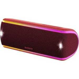 SONY EXTRA BASS Wireless Bluetooth Speaker Two-tone Red SRS-XB31 Japan Ver. NEW