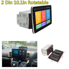 "Android 8.1 2Din 10.1"" Car Touch Screen Stereo Radio Quadcore GPS Wifi Bluetooth"