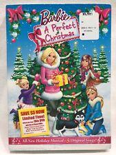 BARBIE: A Perfect Christmas DVD MOVIE (2011)