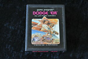 Dodge Em Atari 2600
