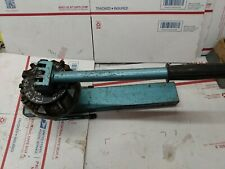 Good Cond T Drill Nd 54 Branch Tube Notcher Dimpler Ed4u