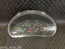2003 PEUGEOT 206 2.0 HDI 5DR Speedo-Strumento Cluster 9648837380