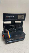 Polaroid 635CL SuperColor Original camera *working*