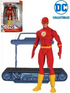 DC Collectibles DC Comics Icons The Flash Chain Lightning Action Figure New