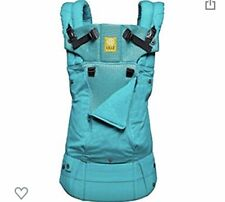 Teal Lille baby Carrier