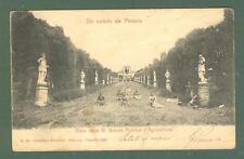Marche. PESARO. R. Scuola di Agricoltura. Cartolina viaggiata inizio '900.