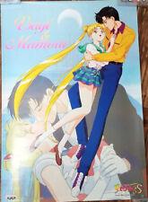 Sailor Moon - S Banpresto Poster #11 - Usagi Mamoru Romance - Japan 1994 - 20x28
