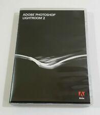 Adobe Photoshop Lightroom 2 for Windows / Mac OS (2008) w/ Serial Number