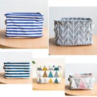 Hot Sale Foldable Storage Bin Closet Toy Box Container Organizer Fabric Basket