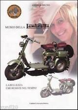 LAMBRETTA A B C D F LI LD 125 175 200 XL  INNOCENTI LIBRO Book