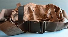 U.S. Army Military Molle II Digicam CAMOUFLAGE Waist Pack NSN 8465-01-524-7263