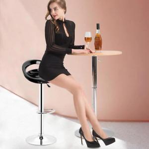 2PCS Set Bar Stool Kitchen Chair Modern Adjustable Living Room Home Office Chair