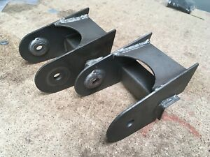 Mk1 Mk2 Escort engine chassis mount brackets ONLY race rally BP-70
