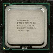 ESP Intel Core 2 Duo E6700 (4M Cache, 2.66 GHz, 1066 MHz FSB) Socket 775